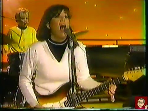 The Bangles American Bandstand March 26 1983