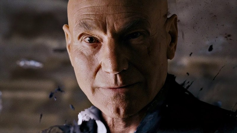 Росомаха против Джаггернаута. Смерть профессора Икс (Чарльза Ксавьера). Люди Икс: Последняя битва.