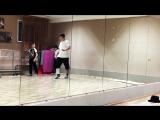 Мастер класс по уличным танцам от хореографа уличных направлений Евгения Куликовских