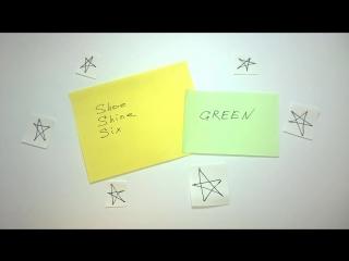 Shoe Shine Six - Green (lyric video)