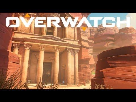 [EM BREVE] Petra| Mapa de Combate até a Morte | Overwatch