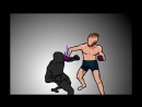 Нокауты Конора в оригинальном видео