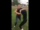 956 fight Harlingen Kayla vs Alice