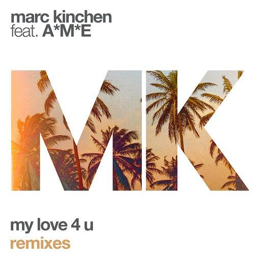 MK альбом My Love 4 U (Remixes)
