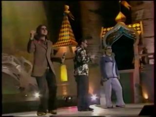 Надежда Кадышева и гр. Премьер-Министр - Плачет дождик (Первый канал, 03.11.2002)
