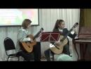 7Концерт ко дню музыки и учителя в ДМШ №6 - Журавлиная песня 4.10.2017 Нижнекамск