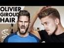 Olivier Giroud Hairstyle  ★ Arsenal Footballer | Мужская стрижка как у Olivier Giroud