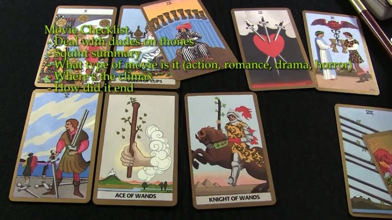 Complete Tarot Card Reading Part 2