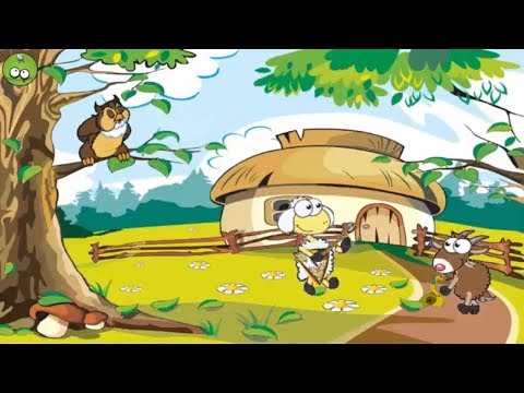 Creative Commons Русские народные сказки Кот Козел Баран детские мультики Cartoon Animation