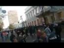 Поліція викрала вісьмох активістів під радою