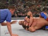 |WM| Chris Benoit vs Kurt Angle - Royal Rumble 2003