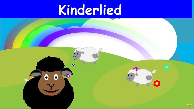 Baa Baa Schaf - Kinderlied in Deutscher Sprache -Sing mit Yleekids