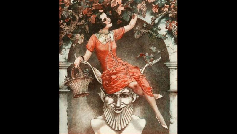 Jean-Philippe Rameau (1683 - 1764) - Air de la Folie (Carolyn Sampson) - Aux Langueurs D'Apollon - Platée (1745)