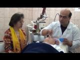 Сочетанная процедура (лазерный карбоновый пилинг, химический пилинг, альгинатная