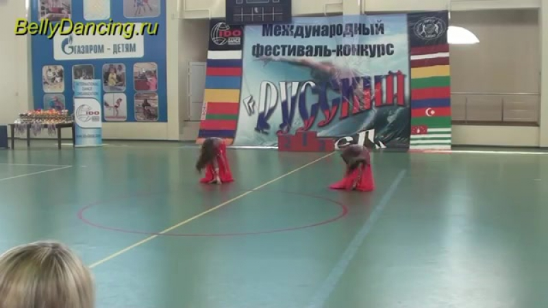Алина Дебышева-Мария Радина. Русский берег-2013 15222