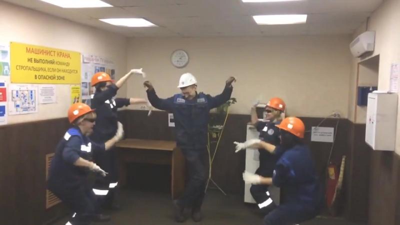 Череповецкие металлурги стали героями Интернета