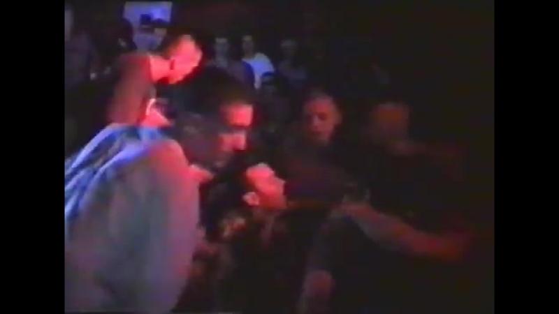 Cause For Alarm @ Live at Végállomás (Szombathely, Hungery) 03.06.1998 Full Set