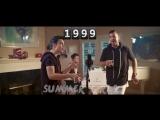 Мэшап-кавер в исполнении Sam Tsui и Michael Constantino (Эволюция Boy Bands)