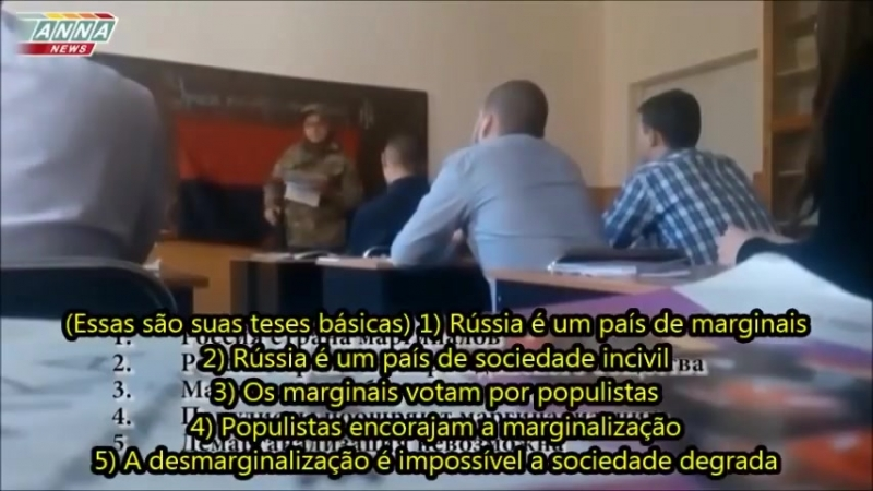 EXTREMA DIREITA DA UCRÂNIA_ Aulas de nazismo, atuação aberta do Neo-Nazismo (com apoio dos EUA-UE)