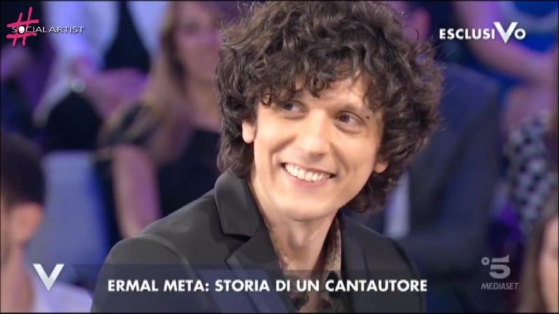 L'intervista di Ermal Meta a Verissimo (19.05.2018)