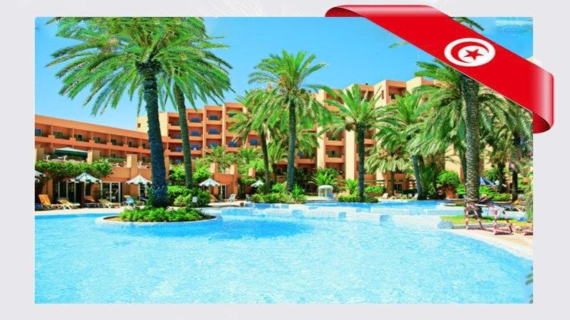 🌴 Tunisie , Sousse 🌴| hôtel LTI Vendome El Ksar Resort Thalasso 2017