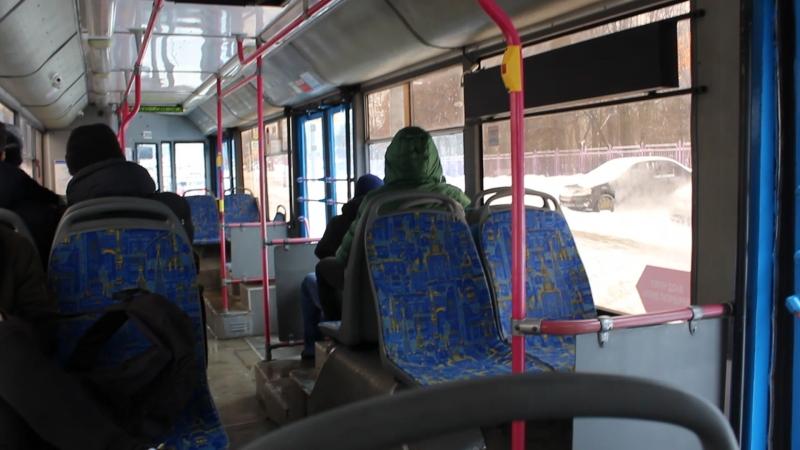 Поездка на троллейбусе БТЗ-52763Т (КР СВАРЗ) №3950 от Нахимовсковского проспекта до Балаклавского проспекта (часть 1)