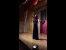 Карагандинский театр эстрады, Небо в твоих глазах , песня Красивая любовь
