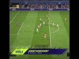 10 лучших голов  FIFA 18