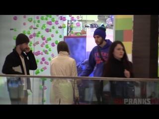 [RuPranksTV] Как довести человека до паранойи? Или месть Джамбота и Шамиля. / How to give people paranoia
