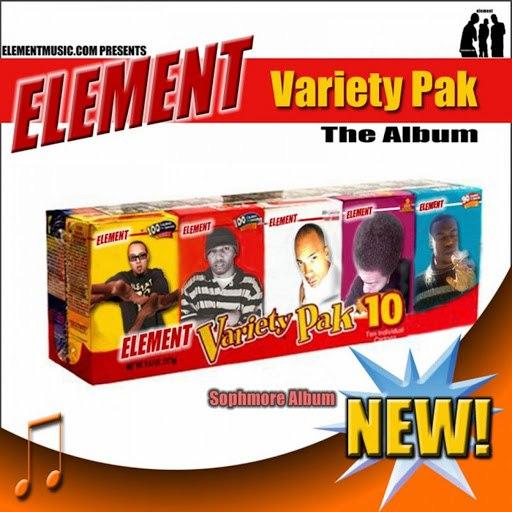 Element альбом Variety Pak