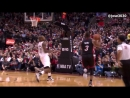 Dwyane Wade To LeBron James Alley Oops (Compilation)