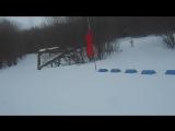 Лыжные гонки с участием Таисии Эпанаевой. #ВидеоМИГ