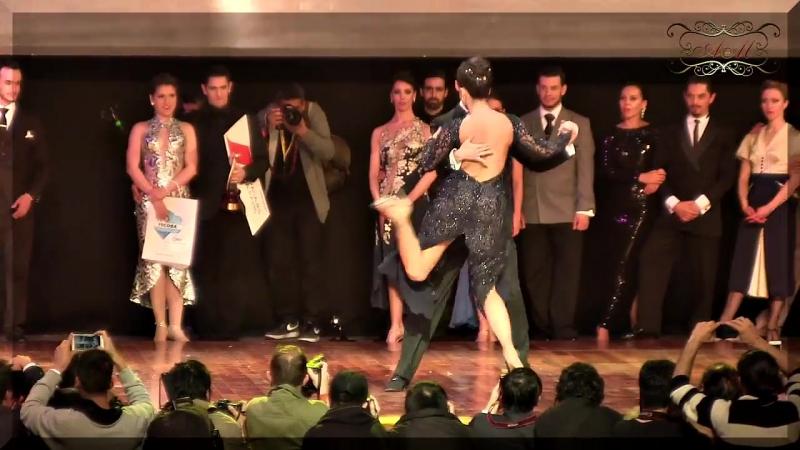 Mundial de Tango 2017 Танец чемпионов мира 2017 по Аргентинскому Танго ЭСЦЕНАРИО Axel Arakaki и Agostina Tarchini