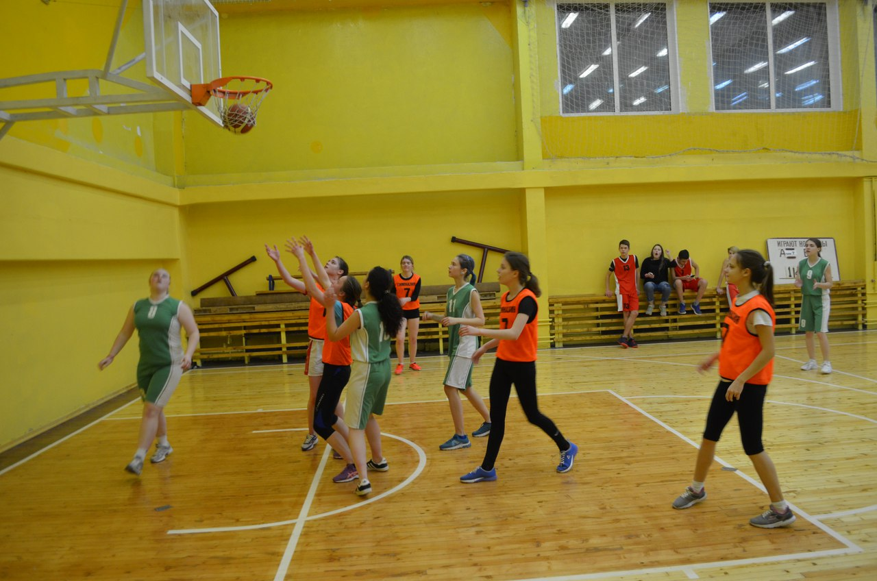 1-й тур Всероссийского турнира ШБЛ