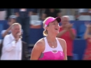 Чемпионский матч бол Анастасии Павлюченковой в Страсбурге