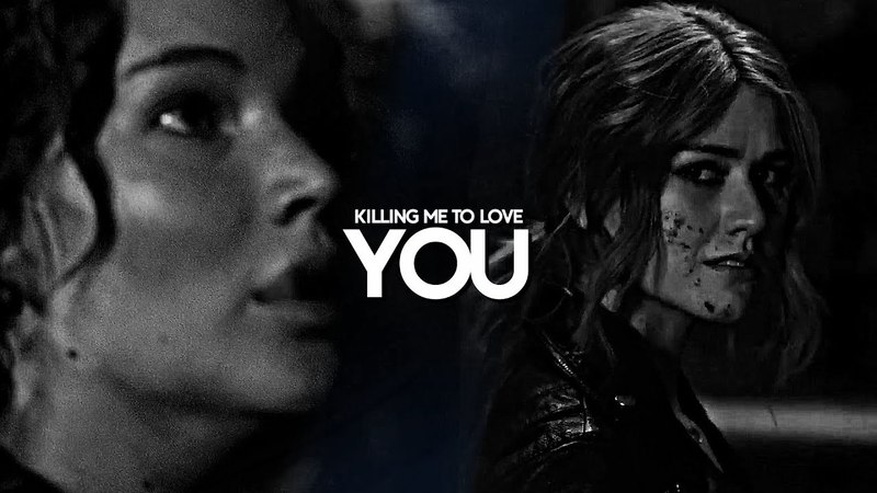 Clary Katniss | Killing Me To Love You [Hunger Games AU] FAC