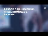 Разбор Михаила Дашкиева. Алина. Ниша: помощь с визами в Инстаграм.