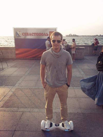 Дмитрий Сайков