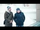 Снег с крыши упал на машину _ ГвоздиShow