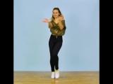 Простые танцевальные движения для начинающих