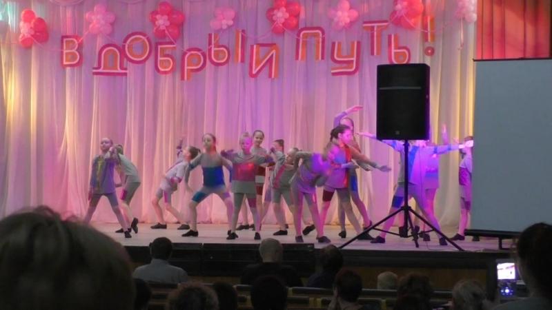 танец ГОРОД МЕХАНИЧЕСКИХ ИГРУШЕК