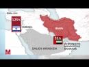 Flächenbrand im Mittleren Osten heute Syrien, morgen Iran