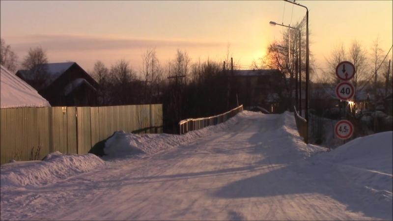 Три Солнца над Беломорском.