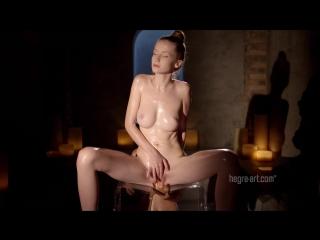 [720] emily bloom naked nuru chair massage