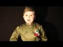Спел так что вся страна встала 4 летний мальчик поет Священная ВОЙНА