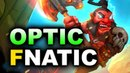 FNATIC vs OPTIC - SEMI-FINAL - ESL Birmingham MAJOR DOTA 2