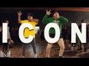 ICON Jaden Smith Dance Matt Steffanina ft Kenneth
