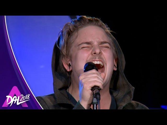 AWS Viszlát nyár – A Dal 2018 Akusztik - The winner of the Hungarian song contest