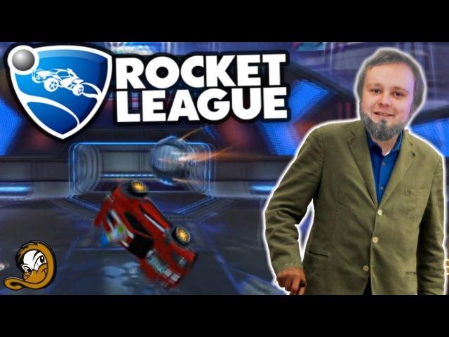Лучшие голы деда в Рокет Лиге (часть 4) | Best of the Best goals Rocket League