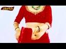 How To Wear Saree Perfectly Bridal Saree Draping DIY Designer Sari Blouse 2016